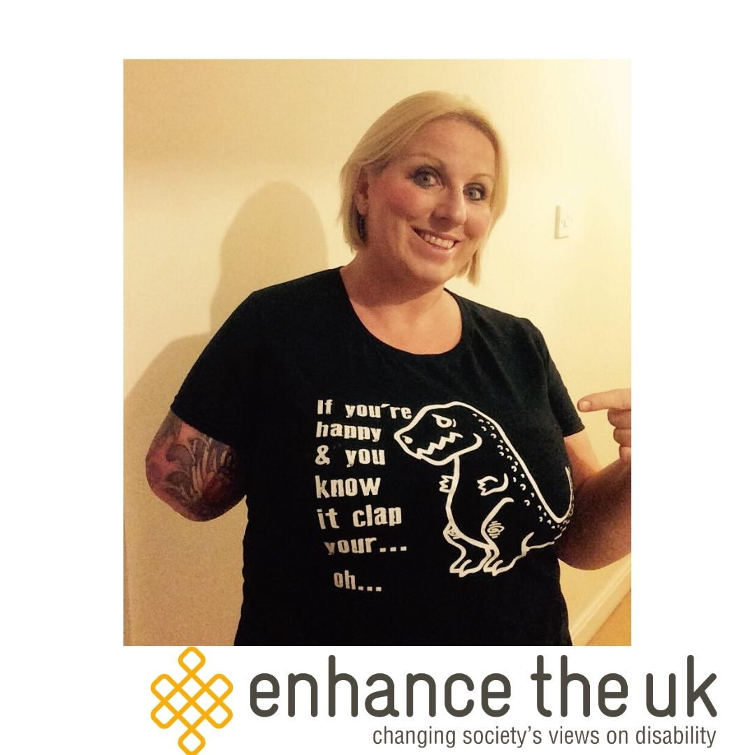 Disabled Parenting podcast with Fran Hamilton and Enhance The UK