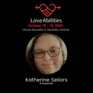 Love Abilities Festival panellist Kat Sellors
